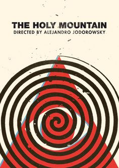 the holy mountain of jodorowsky Cinema Posters, Film Posters, Travel Posters, The Holy Mountain, Season Of The Witch, Film School, Alternative Movie Posters, Cult Movies, Film Serie