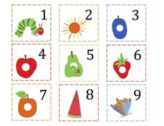 Preschool Printables: Hungry Caterpillar to Beautiful Butterfly Printable Eric Carle, Hungry Caterpillar Activities, Very Hungry Caterpillar, Preschool Literacy, Preschool Printables, Kindergarten Goals, Preschool Books, Childhood Education, Kids Education
