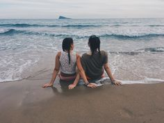 #summer #verano #playa #beach #waves #benidorm #tumblr