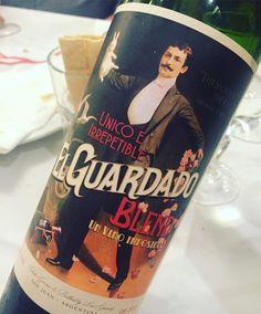 @laguardawines El Guardado Blend ... Un Vino imposible