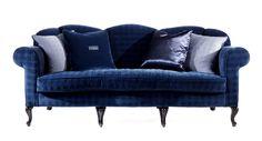 диван из новой коллекции Gianfranco Ferre Home