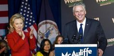 MCAULIFFE-FBI-HILLARY 'PAYOFF' SCANDAL EXPLODES Clinton headlined fundraiser for $500,000 donation to wife of agency boss  Read more at http://www.wnd.com/2016/10/mcauliffe-fbi-hillary-payoff-scandal-explodes/#hAMIqxRMbczXQUK0.99