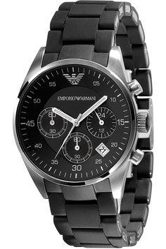 1fa6d34b7bd Emporio Armani Chronograph Designer Mens Watch Ar5868 Armani Models