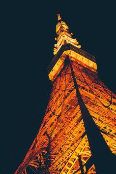 "swiftbeat: "" (by "" Tokyo Tower, Egypt Travel, Travel Abroad, Tokyo Japan, Greek Islands, Croatia, Around The Worlds, Adventure, Building"