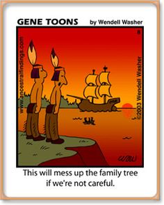 Genealogy humor - MyHeritage