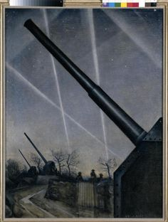 Nevinson was disappointed not to be offered a commission during the Second World War. He railed against Sir Kenneth Clark, chairman of the War Artists Advisory Committee, and against the Imperial War Museum. Nevinson ha Art.IWMARTLD14 - Christopher R. W. Nevinson - Wikipedia, the free encyclopedia