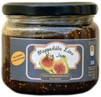''GIANNAKOPOULOS'' Fig Jam Fig Jam, Salsa, Sweet Treats, Jar, Green, Food, Salsa Music, Sweets, Meals