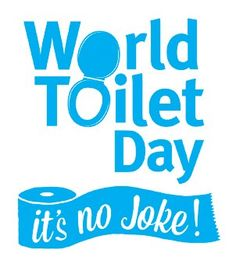 Article on my blog called 'World Toilet Day' - RichLord.co.uk
