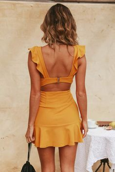 45 Brilliant summer outfits that will save your life completely making you look beautiful, trendy and always ready to impress. Day Dresses, Cute Dresses, Casual Dresses, Short Dresses, Fashion Dresses, Casual Outfits, Summer Outfits, Cute Outfits, Summer Dresses