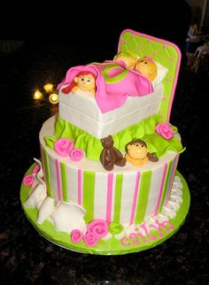 This is the cutest cake I've ever seen!!