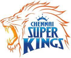 Chennai Super Kings Logo IPL T20 2017 CSK