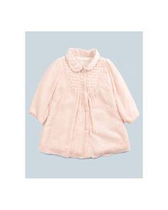 Manteau rose édition limitée Burberry - 6 mois