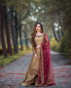 These are photos of actual clients.Any derogatory comments will result in permanent banning from the page. Pakistani Fashion Party Wear, Pakistani Wedding Outfits, Pakistani Wedding Dresses, Shadi Dresses, Pakistani Formal Dresses, Pakistani Dress Design, Desi Wedding Dresses, Asian Wedding Dress, Party Wear Dresses