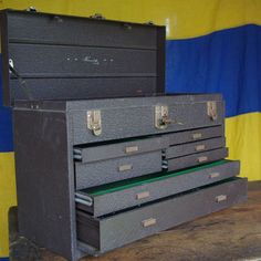 Kennedy Machinist Toolbox