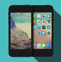 15 Beautiful iPhone Homescreen Customizations