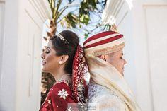 Un primer encuentro en una boda hindú