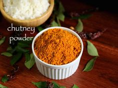 chutney powder recipe, chutney pudi, gunpowder with step by step photo/video. spiced lentil powder as condiment to enhance taste for steamed rice/idli/dosa. Idli Chutney, Coconut Chutney, Podi Recipe, Snack Recipes, Cooking Recipes, Homemade Seasonings, Indian Breakfast, Steamed Rice, Chutney Recipes
