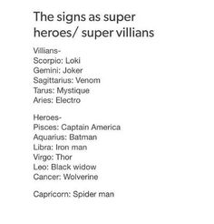 Thank you, I'm flattered, but I honestly fail to see the accuracy in Cap being spider-man. I understand there are definite Cap qualities in SM but I see SM as more an Aqua or Libra type -Cap Zodiac Sign Traits, Zodiac Signs Horoscope, Zodiac Star Signs, My Zodiac Sign, Astrology Signs, Zodiac Funny, Zodiac Memes, Zodiac Capricorn, Aquarius