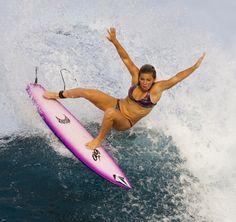 #Girls #Surfing