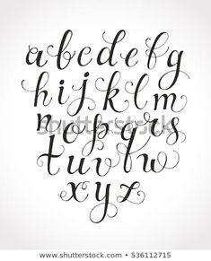 Find Calligraphy Font Vector Handwritten Classic Cursive stock images in HD and millions of other royalty-free stock photos, illustrations and vectors in the Shutterstock collection. Cursive Script, Brush Script, Calligraphy Fonts, Modern Calligraphy, Font Vector, Vector Art, Beautiful Fonts, Black Letter, Handwriting