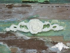 shabby chic appliques for furniture - Google Search