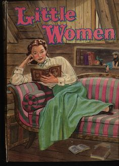 Little Women...how many times did I read you