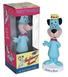 Cartoon Network Character Collectibles and Hanna Barbera Collectables, Yogi Bear Gifts and Huckleberry Hound Figures including Boo Boo Knick Knacks and ...