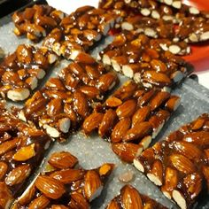 Almond Recipes, Candy Recipes, Biscotti, Christmas Cookies, Italian Recipes, Artisan, Food And Drink, Cooking Recipes, Yummy Food