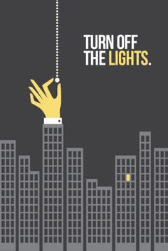 Turn off the lights.  Open the windows.  Drive slowly.  We can all save energy.