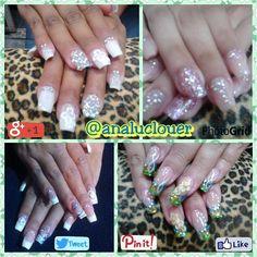 Técnica de Reversa #nails  #analuclouer  #instanails  #blockai  #nailsart  #uñasbellas  #nailsinstagram