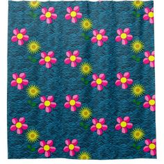 Sunflower Shower Curtain - shower gifts diy customize creative