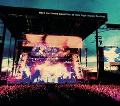 Dave Matthews - Live At Mile High Music Festival - Amazon.com Music