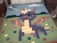 Spyro Blanket.