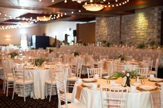 Wedding Reception at the Marq | Maison Meredith Photography