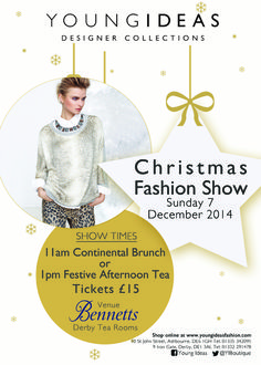 Christmas Fashion Show - Young Ideas Derby,  http://www.youngideasfashion.com/store/content/206/Young-Ideas-News/