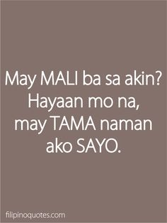 love quotes funny quotes tagalog Funny Love Quotes Tagalog Picture pictures