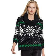Berek Women's Reindeer Holiday Sweater | Christmas Sweaters, love ...