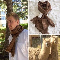 FALL for happiness ! Buy at www.alpacaoi.com #scarfs #hypoallergenic #elegantstyle #casualwear #style #luxuriouslifestyle #fashion #elegant #elegantmenstyle #fashionmen Product shown: ALPACA ALPSM-004 Scarfs, Luxury Lifestyle, Plaid Scarf, Casual Wear, Happiness, Textiles, Mens Fashion, Wool, Elegant