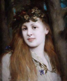 Ophelia Gabriel von Max