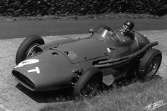 1957 Juan Manuel Fangio - Maserati 250F -