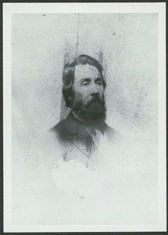 William P. Ross - Cherokee - circa 1870
