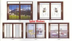 spiker windows provides #unique #stylish and user-friendly #architectural #designs of #upvc #windows #doors... call now : Landline: 080-28475052, 080-28475450  Mob: 9980473395 or Visit @ goo.gl/y1atla