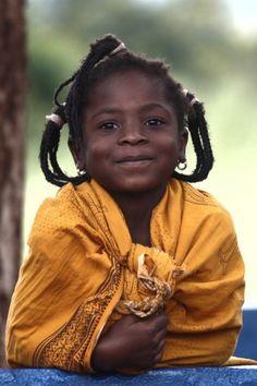 Precious Child / ÁFRICA
