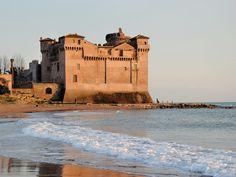 Castle of Santa Severa | Port Mobility Civitavecchia