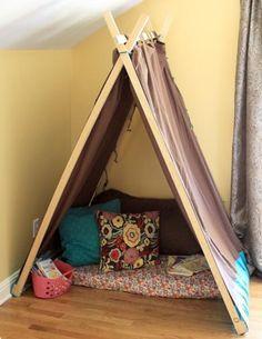 reading tent?