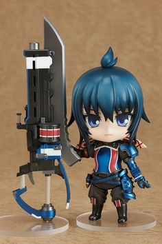 Nendoroid #173 - Imuka - Valkyria Chronicles 3