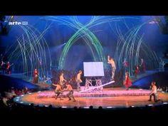 ▶ Cirque du Soleil -AMALUNA-. - YouTube