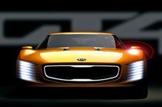 Kia Sportwagen GT4 Stinger Studie Detroit 2014 http://sixt.info/sixtfleet_14