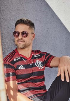 48772ef9dfd adidas Launch Flamengo 2019 Home Shirt - SoccerBible Football Outfits