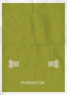 minimalist posters by Valdet Hajdari, via Behance
